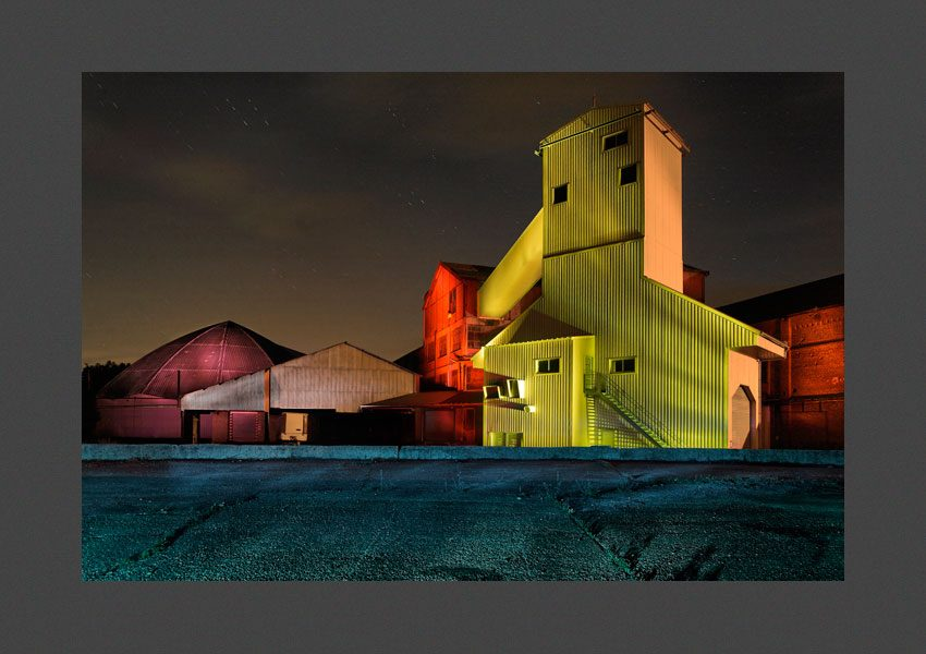 Les couleurs du Vimeu, 2007 - Ancienne sucrerie, Beaucamps
