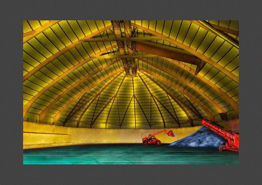 Les couleurs du Vimeu, 2007 - Stockage de la Bresle, Beaucamps