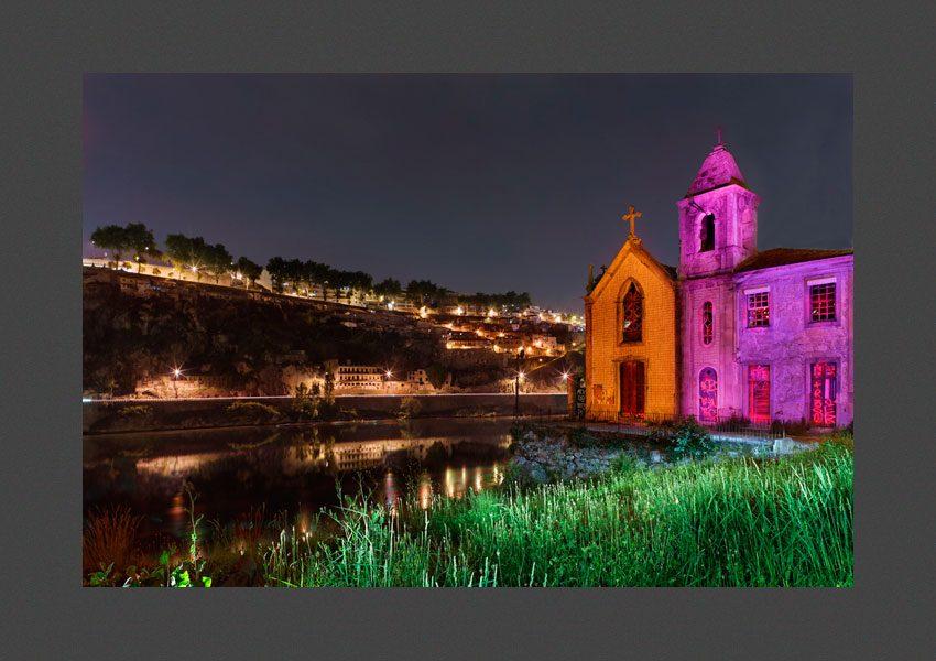 Capelinha, Gaïa, Porto, 2012