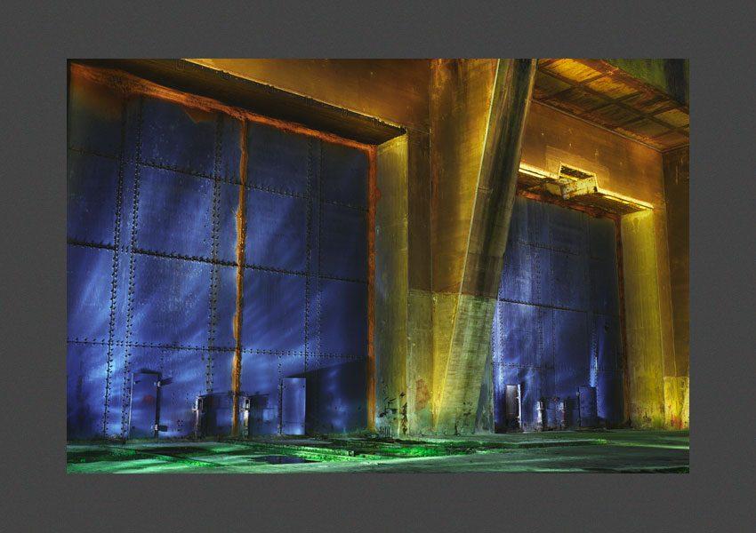 La Base de sous-marins, Lorient, 1997