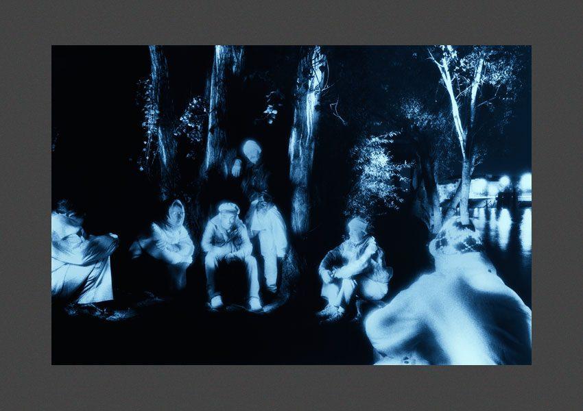 Exil, la fuite, 2000-2004