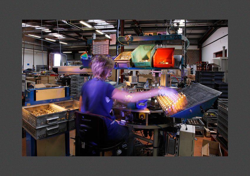 Les couleurs du Vimeu, 2007 - Chuchu-Decayeux, robinetterie gaz, Woincourt