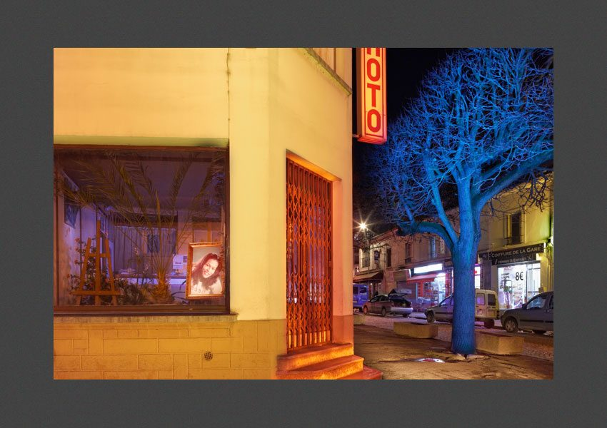 Le lieux de Ghislaine P., éducatrice, Sevran, 2013