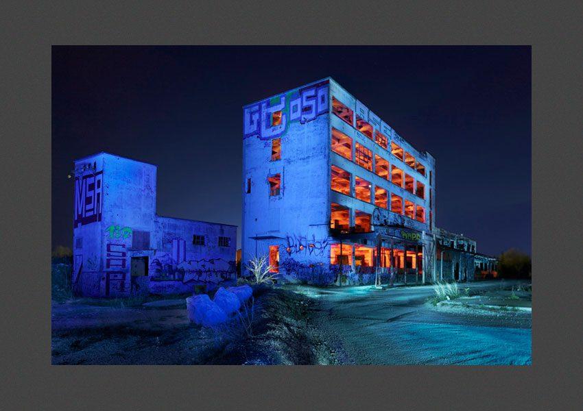 Friche de l'usine Lustucru, Arles, 2014