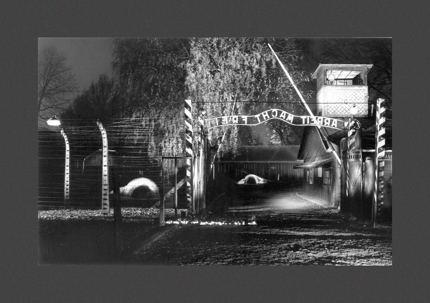 Auschwitz I, 1994